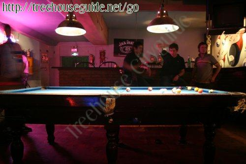 Speakeasy Pool Table   Pictures/Photography