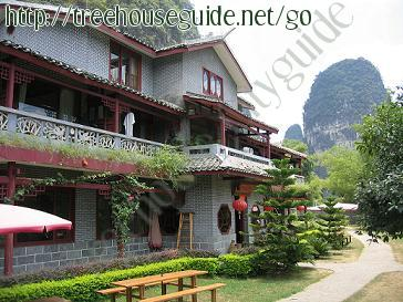 View of Yangshuo Mountain Retreat, Yangshuo China - Pictures/Photography
