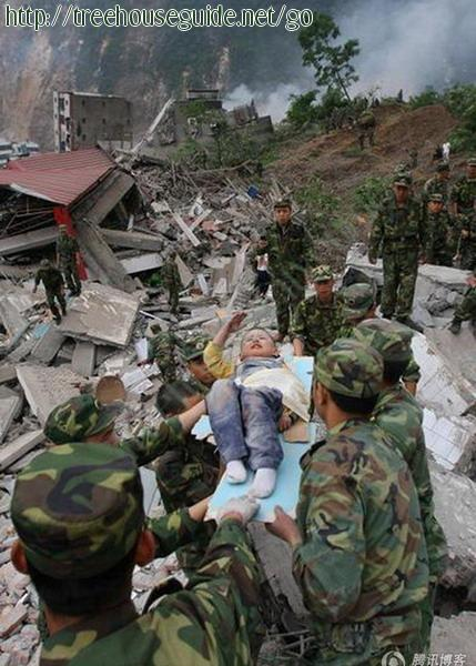 Sichuan Wenchuan quake  - Pictures/Photography