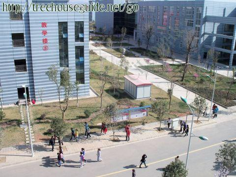 Part of the new campus of Zhaotong Teacher's College - Pictures/Photography