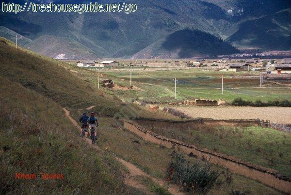 Zhongdian local ride - Pictures/Photography