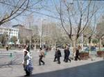 Downtown Zhaotong, Yunnan - Mid March, 2012